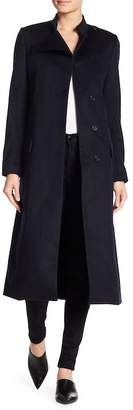 A.L.C. Bardem Asymmetrical Wool Coat