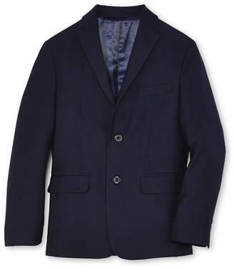 Izod Navy Suit Jacket - Boys 8-20 and Husky