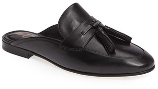 Women's Sam Edelman Paris Backless Tassel Loafer $129.95 thestylecure.com