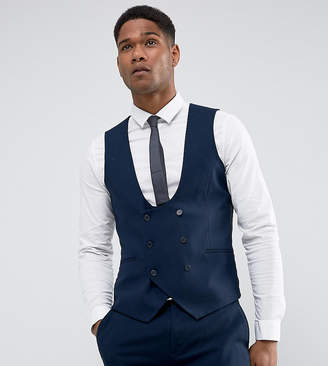 ONLY & SONS Skinny Tuxedo Suit vest
