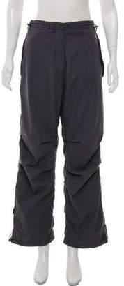 MHI High-Rise Wide-Leg Pants