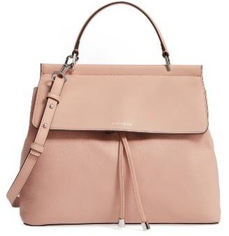 Louise Et Cie 'Towa' Leather Top Handle Satchel - Pink $298 thestylecure.com