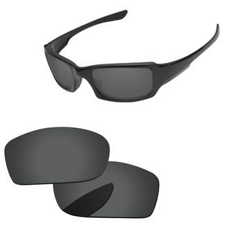 23b3ca7999be1 Oakley PapaViva Replacement Lenses for Fives Squared Black Grey