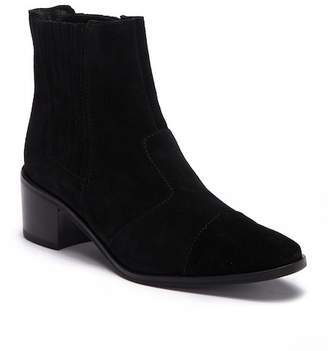 Charles David Holland Suede Leather Ankle Boot