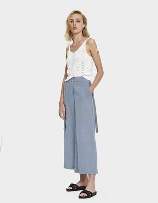 Farrow Jessika Knit Crop Top