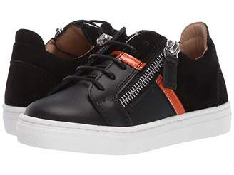 Giuseppe Zanotti Kids Gomma Kidlondon Sneaker (Toddler)