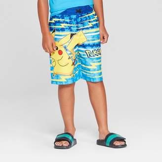 Dreamwave Boys Big Pokemon Swim Trunk