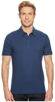 NAU Short Sleeve Basis Polo Men's Short Sleeve Knit
