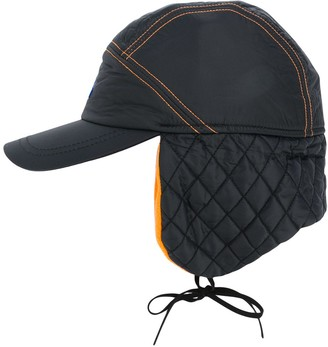 Hunter Ader Error tie fastened hat