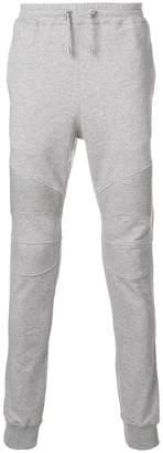 Balmain loose track trousers