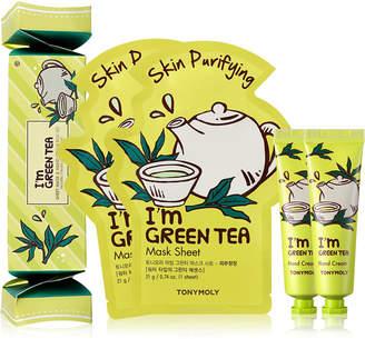 Tony Moly Tonymoly 4-Pc. I'm Green Tea Sheet Mask & Hand Cream Set