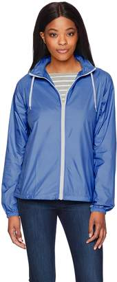 Charles River Apparel Women's Beachcomber Windbreaker Jacket