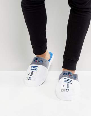 Star Wars Fizz Creations Fizz R2D2 Slippers