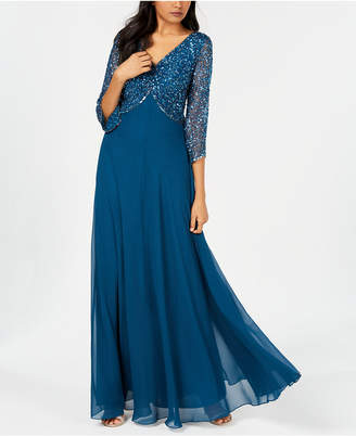 Teal Dress Macys Shopstyle