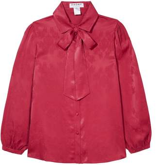 Dagny - Dylan Button Down Blouse Cerise