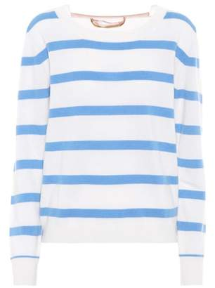 81 Hours 81hours Colorado striped cashmere sweater