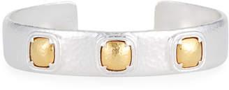 Gurhan Malibu Two-Tone Cuff Bracelet