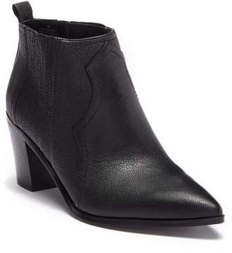 Nine West Cowboy Chelsea Bootie