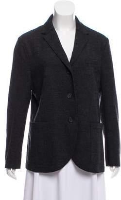 Harris Wharf London Casual Herringbone Jacket