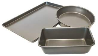 Chloe's Kitchen 3pc Bakeware Set