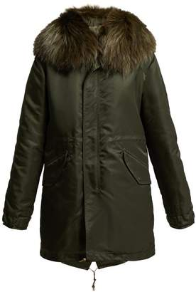 Mr & Mrs Italy New York Parka - Womens - Dark Green