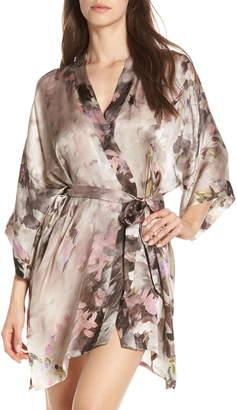 Samantha Chang Silk Robe