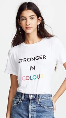 Prabal Gurung Stronger in Colour Tee
