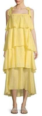 Tiered Ruffle Cami Dress
