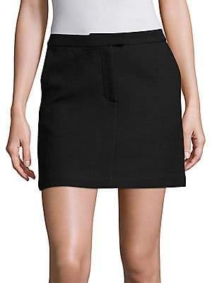 3.1 Phillip Lim Women's Tailored Mini Skirt