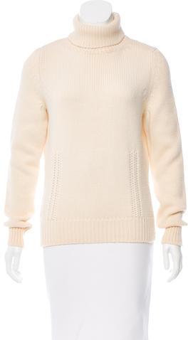 CelineCéline Wool Turtleneck Sweater