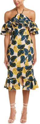 C/Meo Collective Temptation Midi Dress