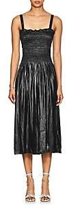 MM6 MAISON MARGIELA Women's Liquid Satin Convertible Dress - Black