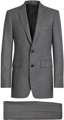 Burberry slim-fit wool suit