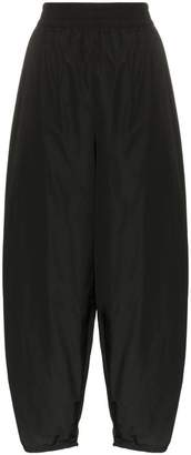 See by Chloe high-waisted loose fit trousers