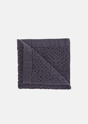 MORIHATA Lattice Washcloth Navy