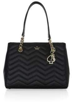 Kate Spade Reese Park Quilted Tote