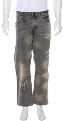 PRPS Distressed Relaxed Jeans