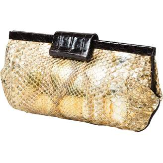 Nancy Gonzalez Clutch Bag