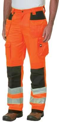 Caterpillar Men's High-Visibility Work Pants