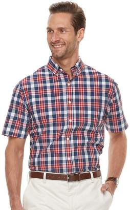 Croft & Barrow Men's Classic-Fit Easy-Care Button-Down Shirt