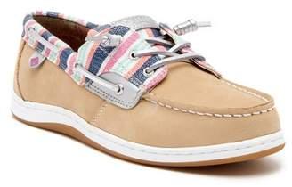 Sperry Songfish Boat Shoe (Little Kid & Big Kid)