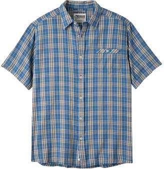 Mountain Khakis Shoreline Short-Sleeve Shirt - Men's