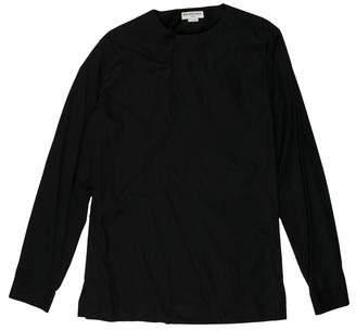 Balenciaga Collarless Dress Shirt