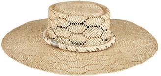 San Diego Hat Company Women's Sisal Floppy Hat