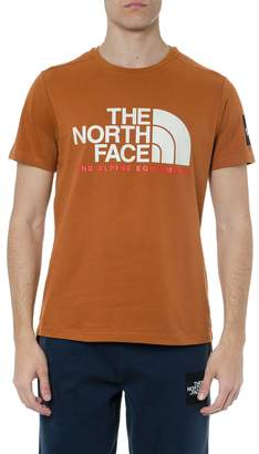The North Face Caramel Cotton T Shirt