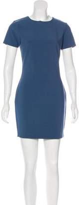 LIKELY Short Sleeve Mini Dress