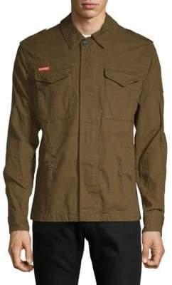 Superdry Rookie Deck Cotton Jacket