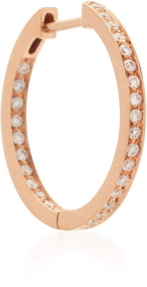 VANRYCKE Officiel 18K Rose Gold Diamond Earring
