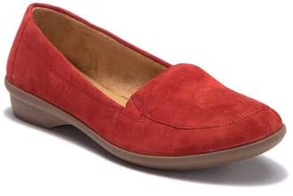 Naturalizer Panache Suede Loafer - Wide Width Available