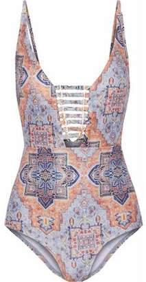Zimmermann Embellished Swimsuit